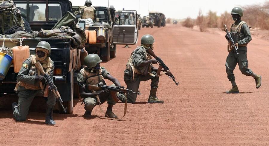 S: Forholdene i Mali skal undersøges, inden vi sender soldater dertil.