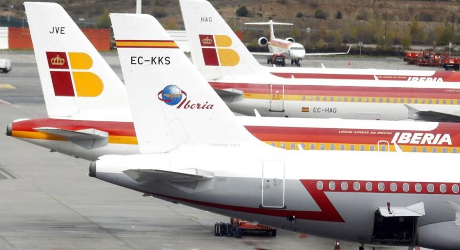 Siden april 2014 har Iberia genåbnet ruter til mere end 20 destinationer, herunder langdistanceruter til Santo Domingo, Montevideo, Havana, Cali, Medellin, Puerto Rico og nu Johannesborg.