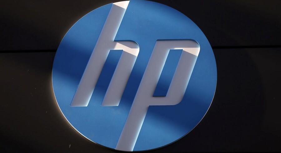 HPs topchef Meg Whitman betegner nu en samlet årlig omsætningsvækst som usandsynlig.