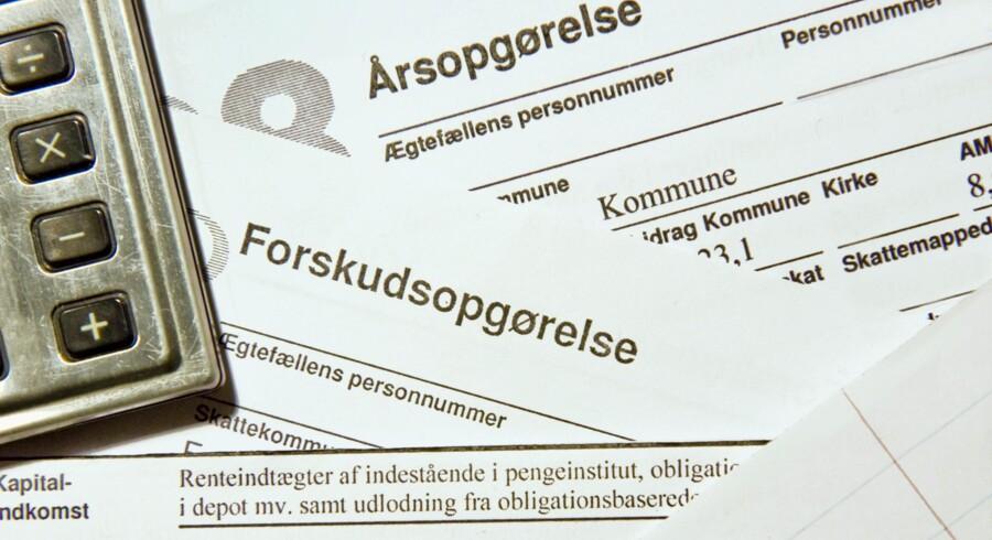 Skats strafrente, der i dag ligger på 3,0 procent, har fået danskerne til at indbetale deres restskat i gennemsnit hele 54 dage tidligere, end de gjorde før.