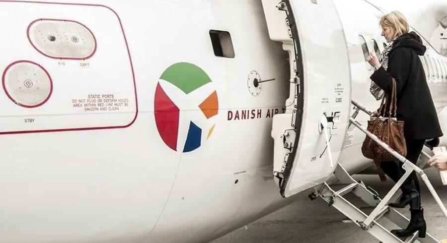 Danish Air Transport, DAT