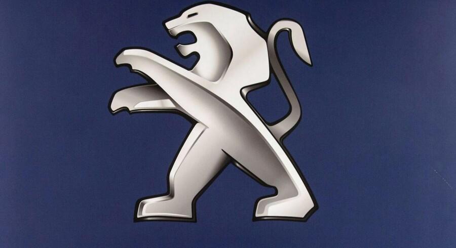 Andersen & Martinissatsningen på Peugeot har været med til at skabe grobund for fremtiden.
