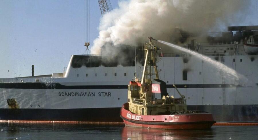 Norsk politi genoptog dele af efterforskningen om Scandinavian Star i 2014, der også omfatter dele af den tidligere danske efterforskning, der udelukkende har drejet sig om at udrede ejerforholdet for færgen.