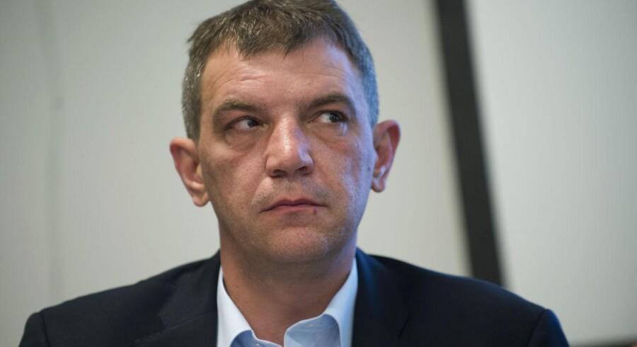 Direktør Lars Petersson fra Sparekassen Sjælland.