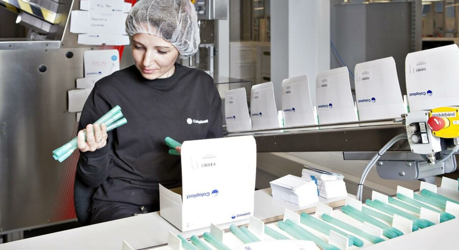 Ambu og Coloplast går sammen om nyt urologiprodukt - og nu har det fået et navn.