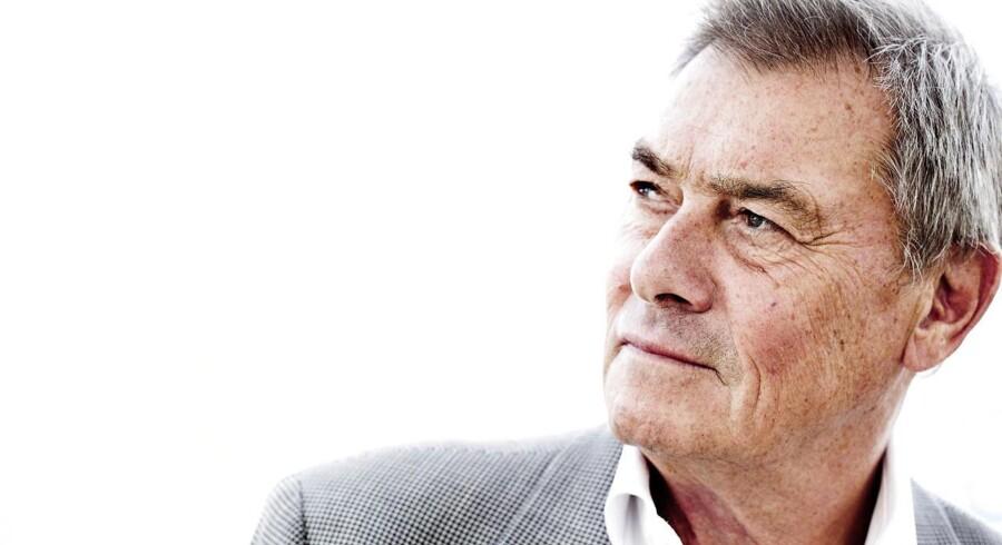 Asger Aamund er bestyrelsesformand og storaktionær i biotekselskabet Bavarian Nordic