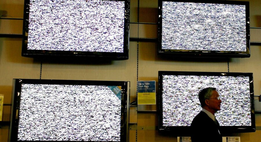 Så er det slut med plasmafjernsyn fra Samsung. I forvejen har mange andre plasmaproducenter indstillet produktionen. Arkivfoto: Justin Sullivan, AFP/Scanpix