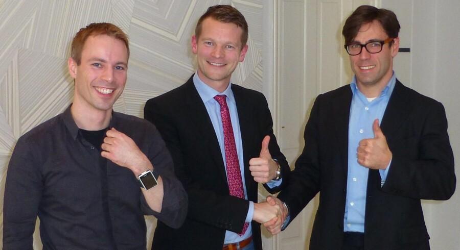 Det dansk udviklede GPS-sportsur Leikr er klar til at løbe om kap med de største spillere i markedet.