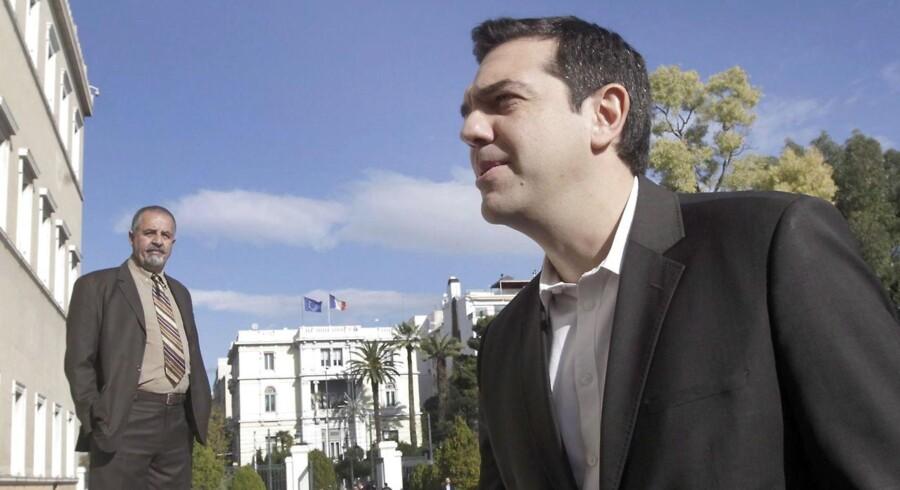 Alexis Tsipras, Syriza.