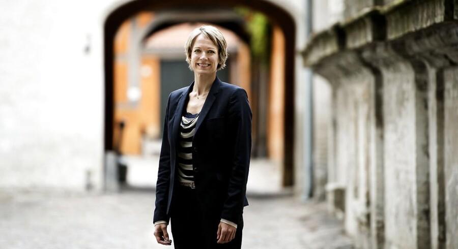 Christina Grumstrup, tidligere ansvarlig for Dong Energys havvindmøllesatsning og er i dag en del af CIP's særlige investeringsteam.