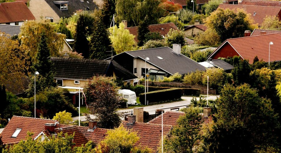 Mange boligejere er utilfredse med, at deres bidragssatser bare blive sat op.