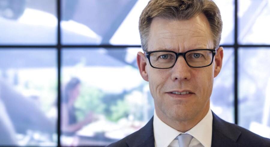 Egmonts administrerende direktør Steffen Kragh har gjort Egmont til en mediekoncern med hovedvægten på digitale medier.