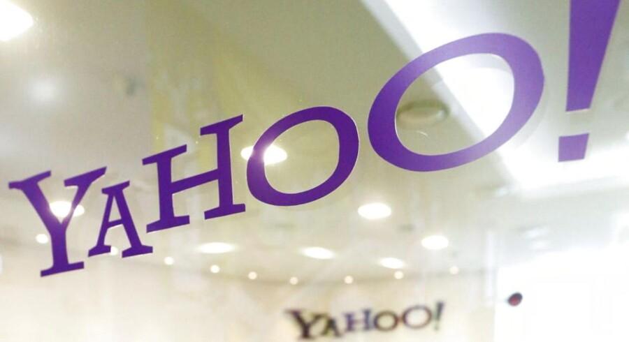 Internetselskabet Yahoo har åbnet for genbrug af inaktive brugernavne - og har nu lanceret en ønskeliste, hvor brugere kan efterspørge retten til at overtage gamle emailadresser. Arkivfoto: Yonhap / EPA / Scanpix