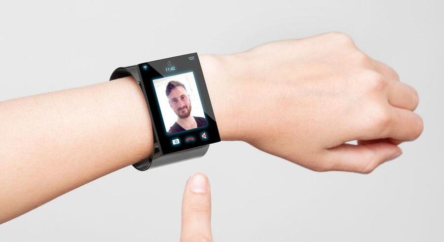 Samsung bekræfter over for The Korea Times, at de den fjerde september vil præsentere Galaxy Gear, et smart ur.