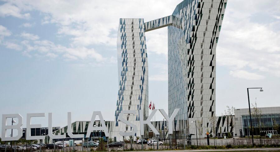 Kvindeetagen på hotellet Bella Sky er i dag blevet kendt ulovlig i Østre Landsret. .