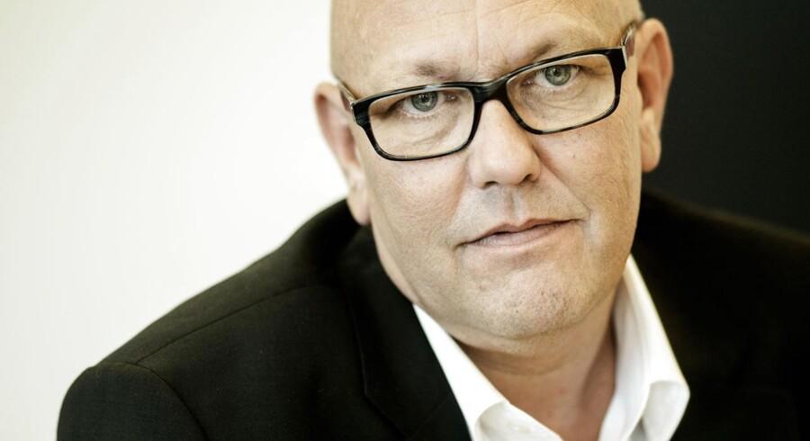 Peter Høgsted præsenterer onsdag årsregnskab for Coop.