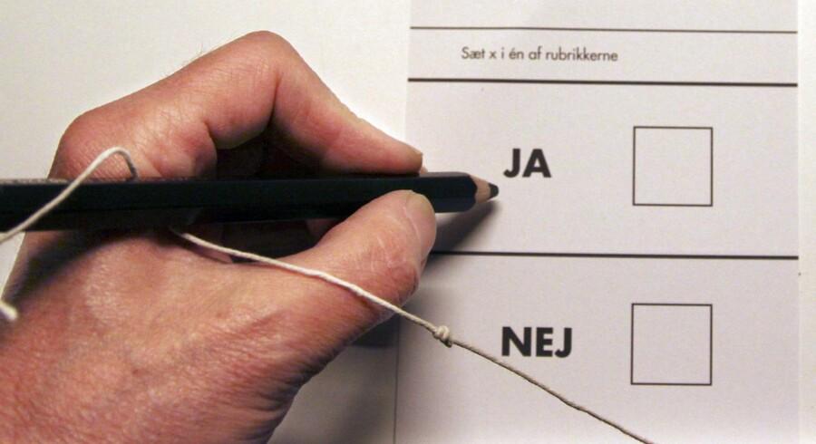 En række organisationer blander sig nu i debatten om patentdomstolen, som danskerne skal stemme om i maj.