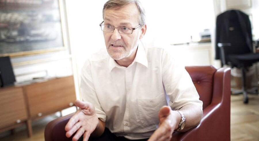 Erhvervs- og vækstminister Ole Sohn håber, at konkurrenterne vil sikre det krakkede Skylines kunder. Arkivfoto: Mads Nissen