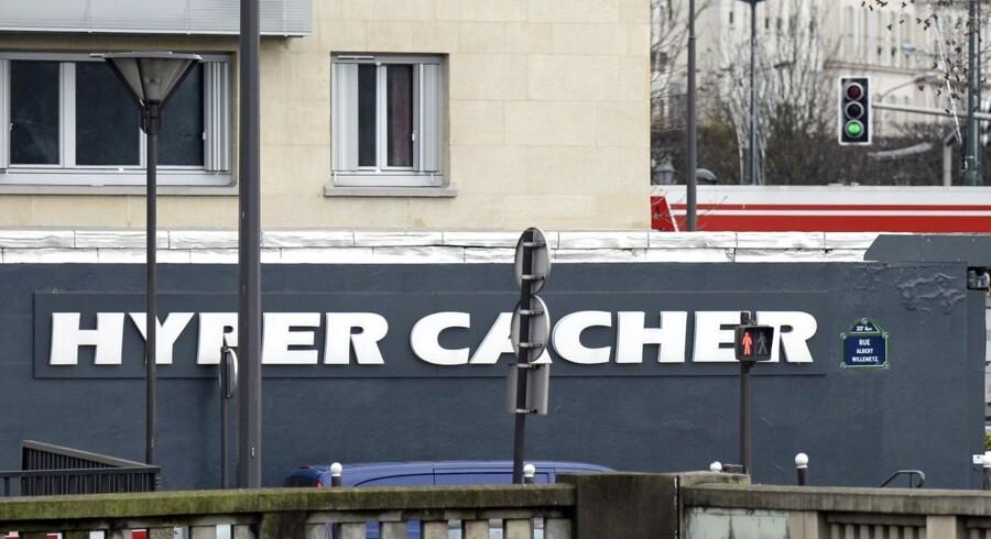Supermarkedet Hyper Cacher