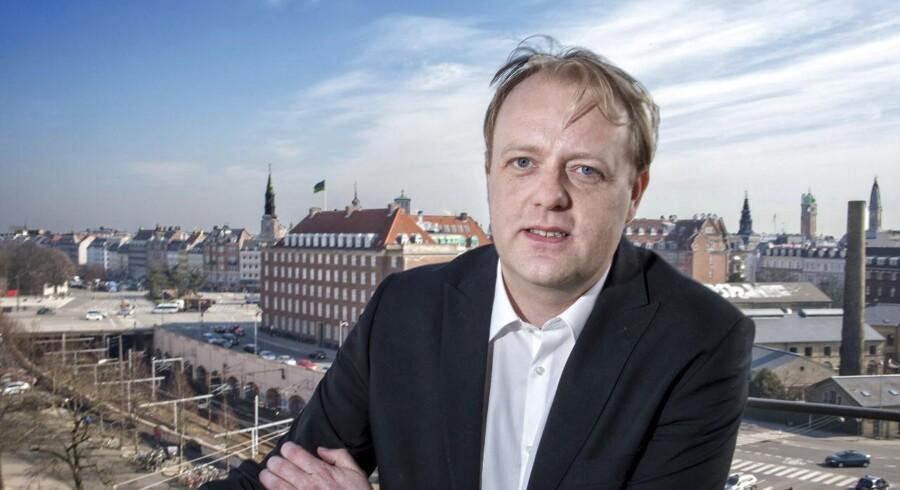 Chefen for Bagmandspolitiet, Morten Niels Jakobsen, har netop oprettet en ny specialenhed i kampen mod økonomisk kriminalitet.