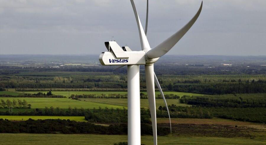 Nr. 11: Vestas Wind SystemsSidste års placering: 13Omsætning: 53,714 mia. kr.Ændring: 24 pct.