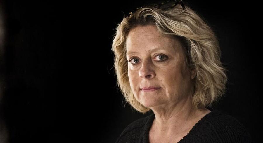 Stine Bosse er bestyrelsesformand i Banknordik.