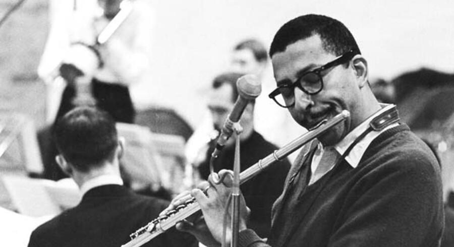 Sahib Shihab med Radiojazzgruppen, ca. 1965.