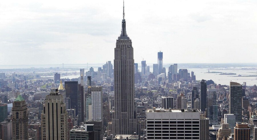 Empire State Building skal isoleres med Rockwool-materialer.