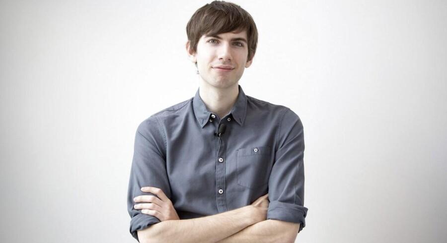 David Karp,udvikleren bag onlinesuccesen Tumblr