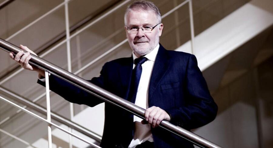Formand for Lederne Svend Askær.