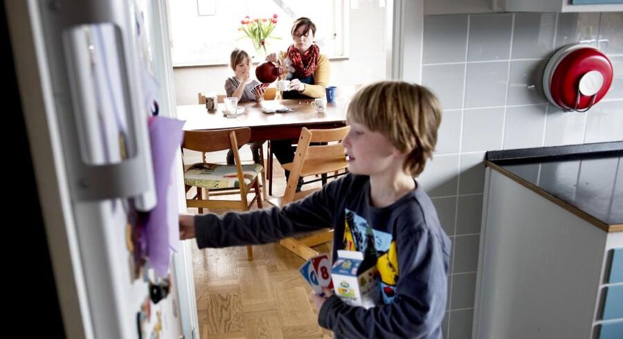 Børnefamilier på boligjagt har fået flere valgmuligheder, end de havde i 2012. En gennemsnitlig familie har i dag råd til at købe et hus på 140 kvm i 65 ud af 98 kommuner.