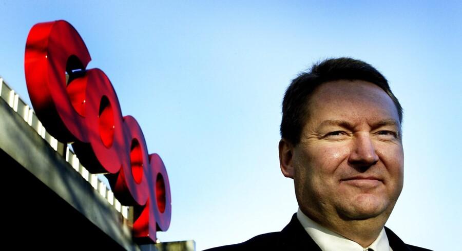 Informationschef i Coop Danmark, Jens Juul Nielsen.