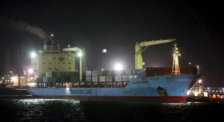 Maersk Alabama var på vej med blandt andet nødhjælp til havnen i Mombasa, Kenya, da det blev angrebet af pirater ud for Somalias kyst.