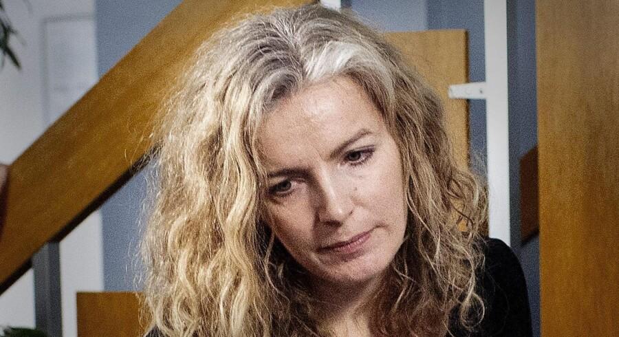 Departementschef Anne Kristine Axelsson forlader Justitsministeriet til fordel for et job i Kirkeministeriet. Arkivfoto: Bax Lindhardt
