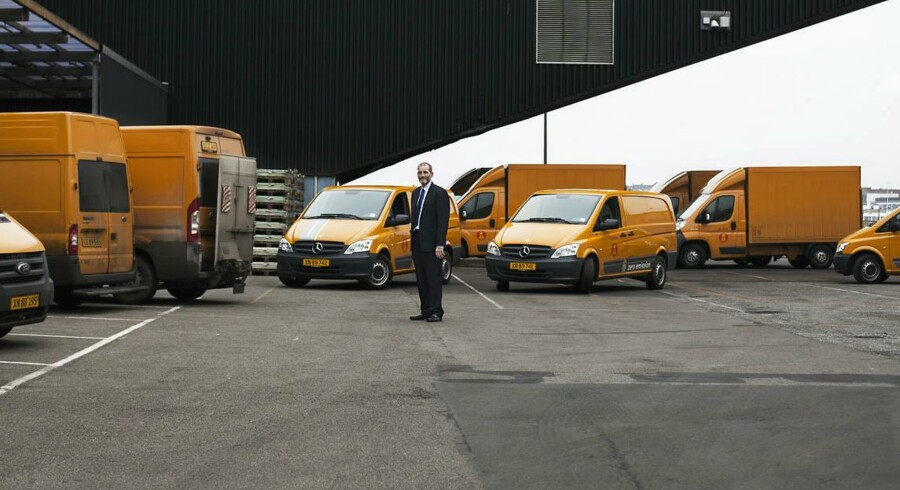 Post Danmark-chef Martin von Horsten vil bringe selskabets brændstofforbrug ned ved at tilbyde postbude en uddannelse i grøn kørsel.