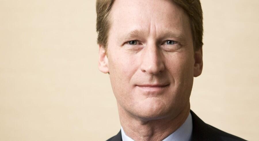 IFs administrerende direktør Thorbjörn Magnusson.