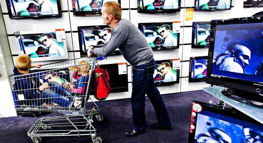 Hvis du har YouSee og et ældre TV og gerne vil have digitale kanaler efter den 2. april, må du købe et nyt