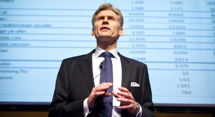 Begrænsede synergier er årsagen til, at adm. direktør i Danske Bank, Thomas F. Borgen, nu har valgt at udskille aktiviteterne i Nordirland som et selvstændigt forretningsområde.