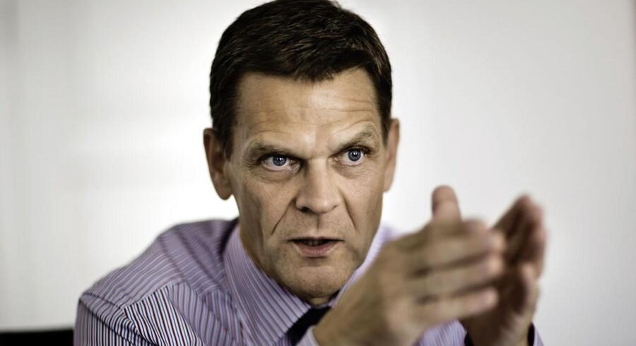 Ole Andersen, der hører til i superligaen af danske bestyrelsesformænd, fortæller her om den skillevej, danske bestyrelsesformænd og virksomheder står ved lige nu
