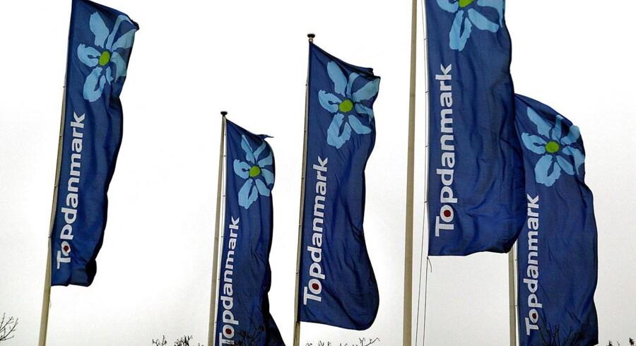 Den finske finanskonge Björn Wahlroos kontrollerer gennem If allerede 25 procent af Topdanmark og kunne let købe hele butikken.