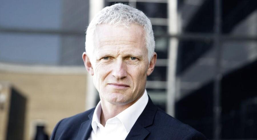 Mads Nipper, administrerende direktør i Grundfos.