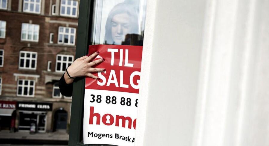 Andelsbolig til salg hos Home fotograferet på Nørrebro tirsdag den 05. maj 2015.