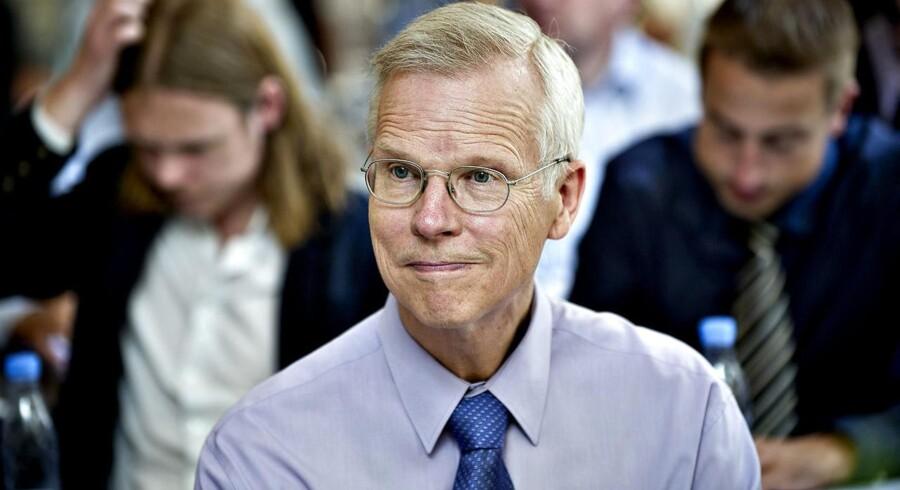 Rockwool fondens tidligere formand Tom Kæhler.