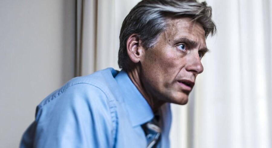 Landbruget er udfordret, men har heldigivs tidligere vist sig omstillingsparat, lyder det fra Thomas Borgen, topchef i Danske Bank.