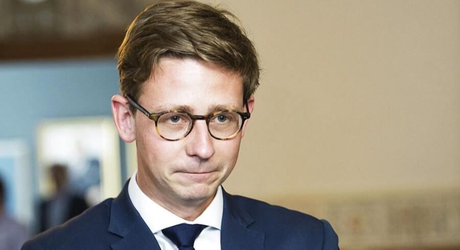 Skatteminister Karsten Lauritzen oplyser nu over for Berlingske Business, at man vil samarbejde med Den Europæiske Unions politienhed, Europol.