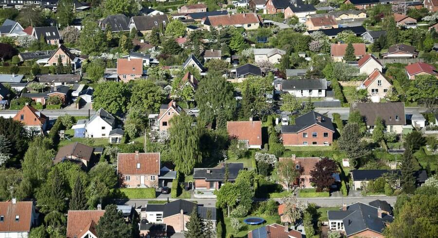 Over hele landet oplever Danmarks største mæglerkæde, EDC, fremgang i boligsalget.