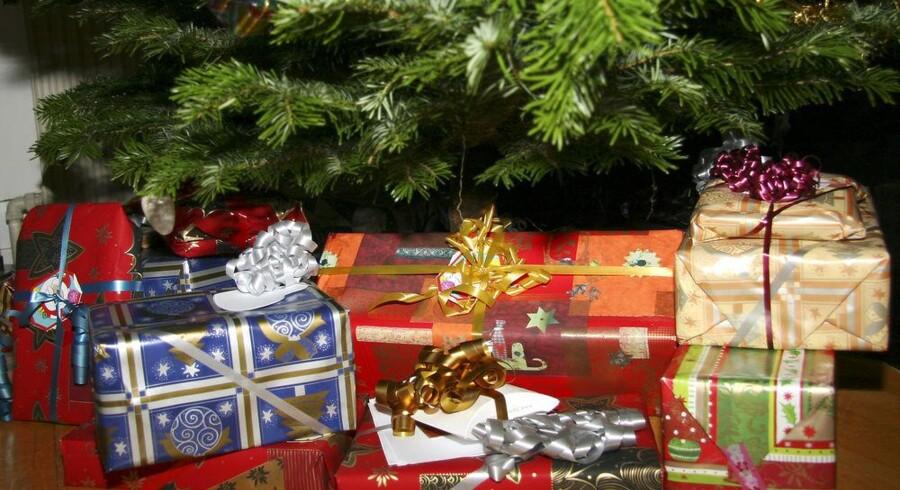 Spil afløser fladskærme under juletræet i år. Arkivfoto: Brian Bergmann, Scanpix