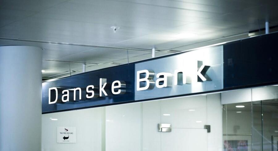 Kunderne fortsætter med at flygte fra Danske Bank.