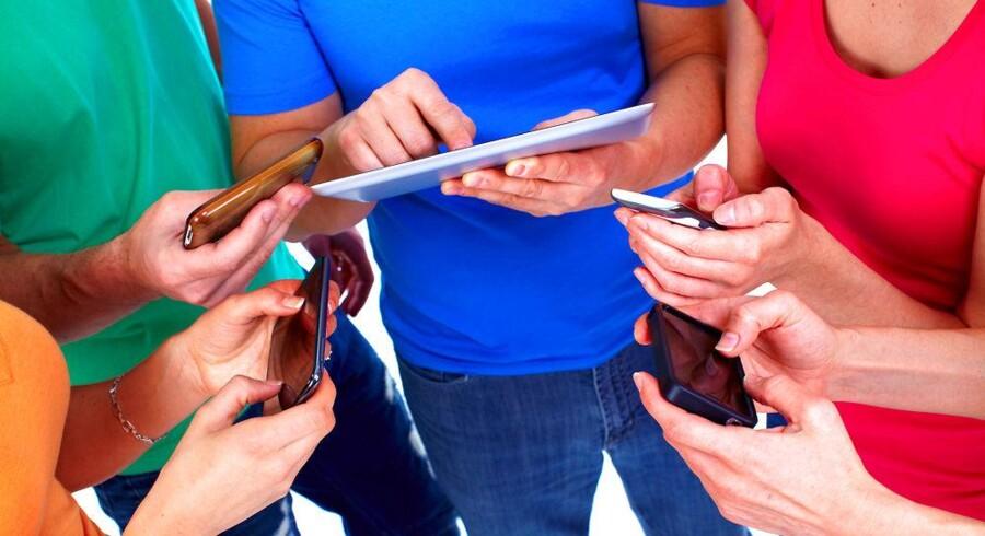 Mobilpriskrigen gør ondt på alle teleselskaberne for tiden. TDCs nye topchef skal vise sin manøvredygtighed. Foto: Iris/Scanpix