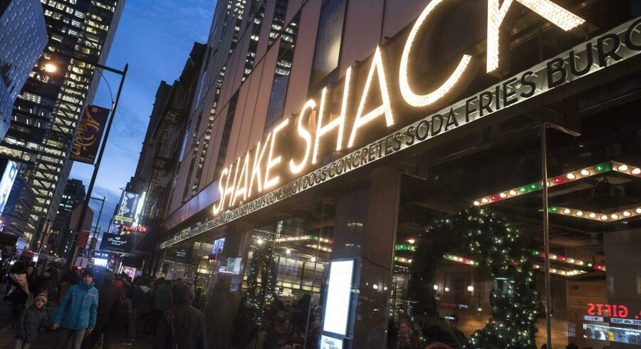 Burger-kæden Shake Shack